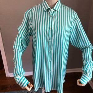 EUC Loro Piana 100% Silk Blouse.